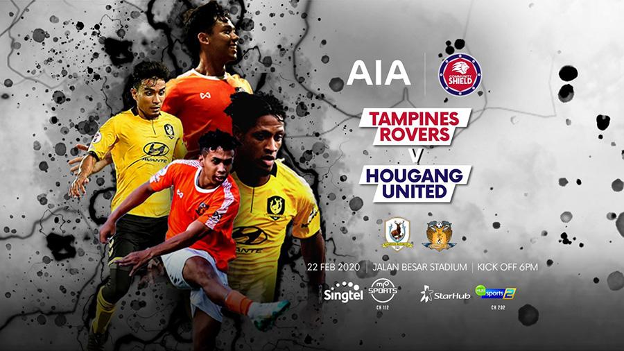 AIA Community Shield Match