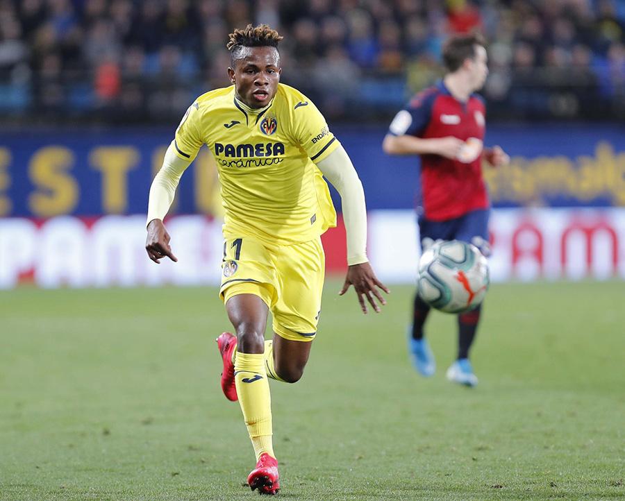 Samuel Chukwueze (Villarreal)