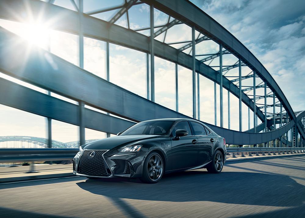 Lexus IS F Sport Black Line