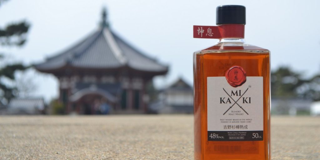 Kamiki Is The World's First Japanese Cedar Finished Whisky