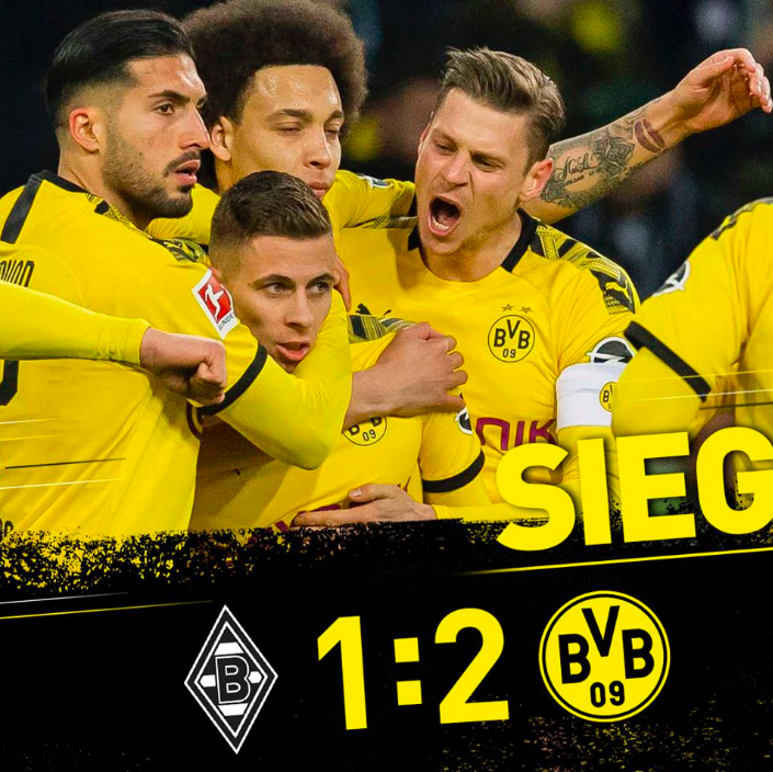 Bundesliga Round Up: Matchday 25