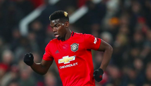 Pogba Looks Set To Remain A Man Utd Player