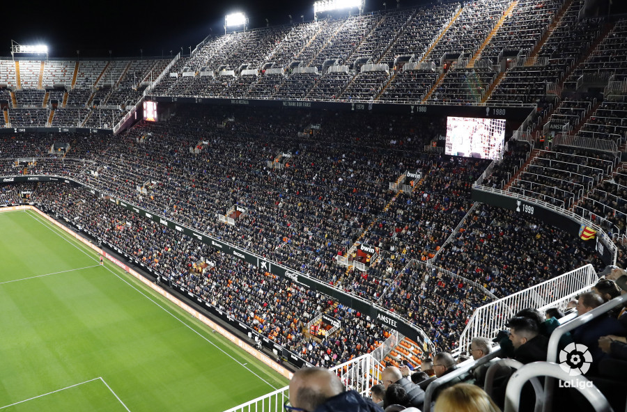 Behind The Screens of Valencia CF