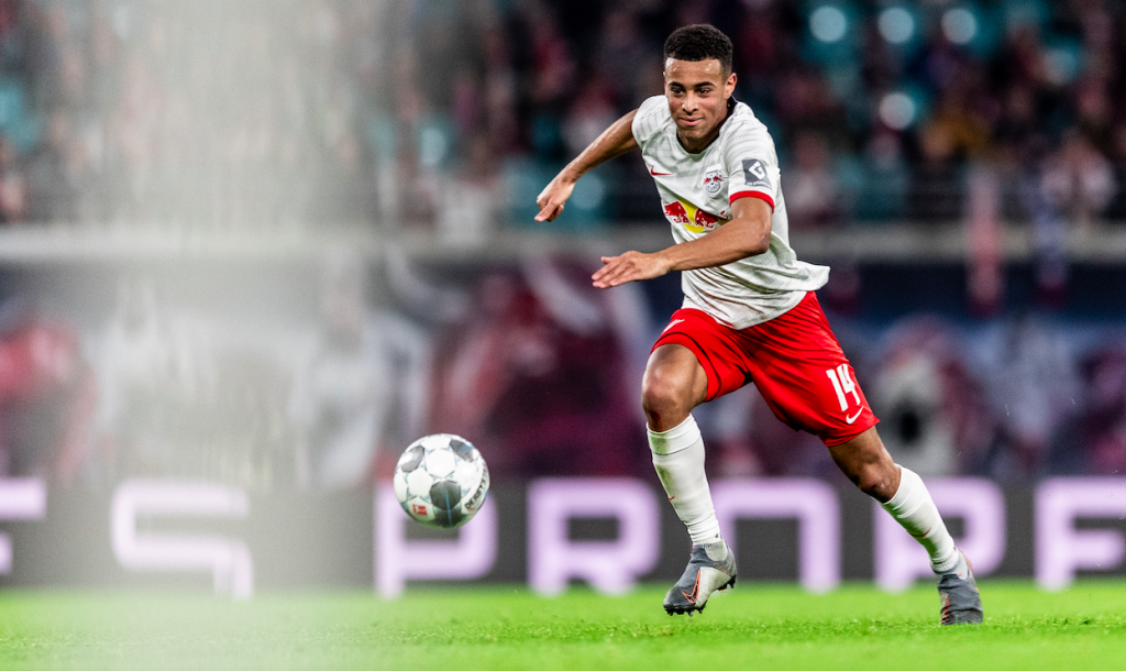 RB Leipzig Tyler Adams Interview