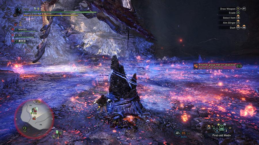 Safi'jiiva Siege - Sapphire of the Emperor