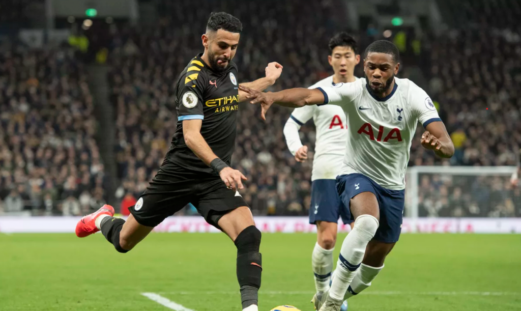Tottenham vs Man City: 5 Talking Points Before Kick Off ...